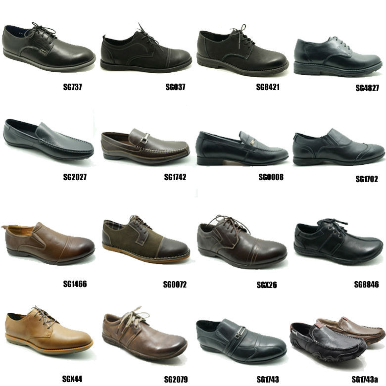 Classic Mens Shoes Names