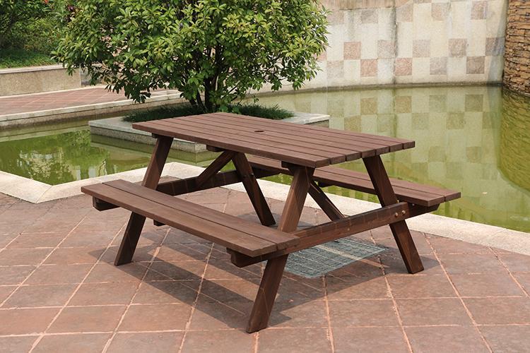 Super 5Ft Outdoor Garden Wooden Picnic Table And Benches Buy Picnic Table Wood Picnic Table Picnic Table And Benches Product On Alibaba Com Ibusinesslaw Wood Chair Design Ideas Ibusinesslaworg