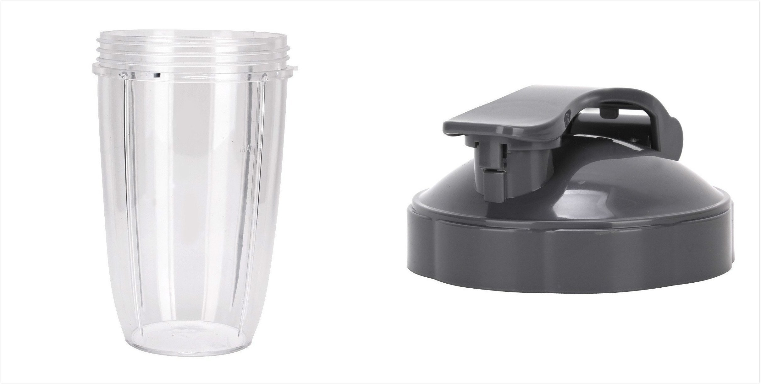 Sduck Replacement Parts for Nutribullet 24 OZ Cup Blender Juicer Mixer Accessories//Replacement Part Compatible with Nutribullet 600w 900w Blender
