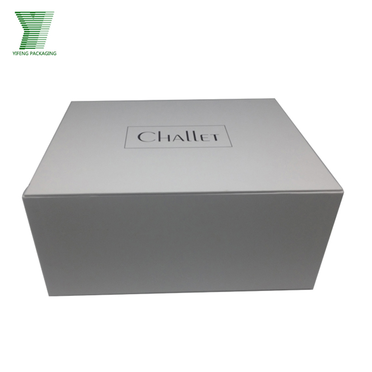 wholesale high quality luxury cardboard magnetic custom packaging shoe box for sale