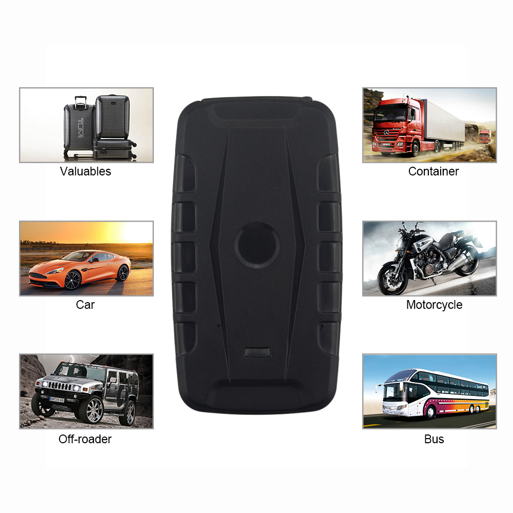 Standby 120 dagen GPS Auto Motorfiets Tracker LK209B GPS GSM Tracking Remote Monitoring Dropped Alarm GPS Tracker voor vrachtwagen Auto