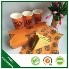 Paper Custom Logo Printed Greaseproof Oil Greaseproof Wax Food Wrapping Paper