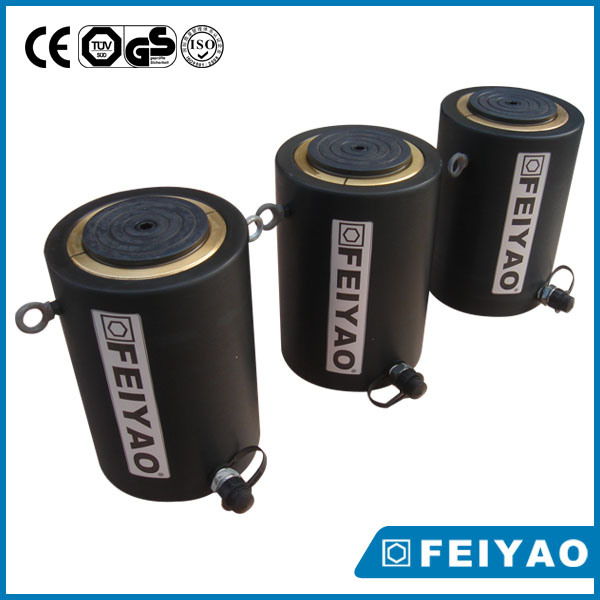 Different Types Hydraulic Cylinders Include Aluminun Cylinder