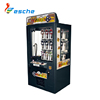 LSJQ-385 Factory Outlet Cheap Key Master/ Golden Key /crane claw machine / Catcher Machine with High quality LB1230