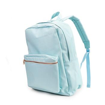 Cute Cyan 900d Polyester Urban Backpack College School Bas For Teens Girls  - Buy Cheap Girls School Backpack,School Backpacks For University