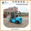 Diesel Fork lift trucks with pull push clamp