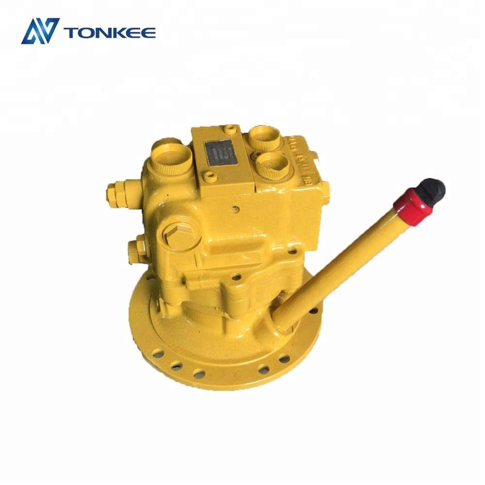 MSPD08-014 excavator swing device PC100-6 PC120-6 PC130-7  PC150LGP-6K hydraulic swing MOTOR ASSEMBLY for NABTESCO