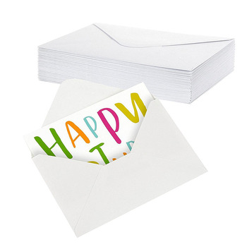 Customized Design Wholesale Cutout Greeting Cards With Envelopes Printing All Occasions