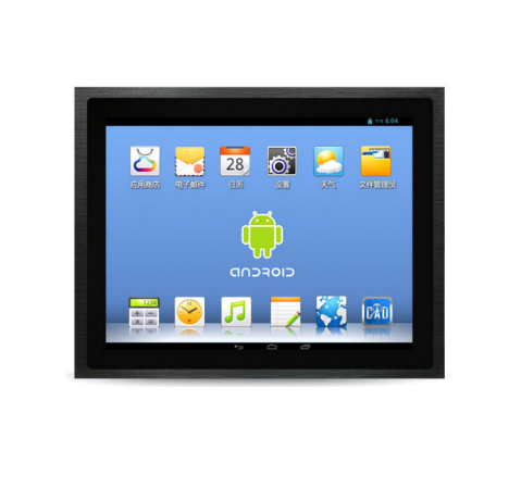 15'' android industrial grade touchscreen tablet pc with RJ45 Port, WIFI, C ORTEX-A9 processor