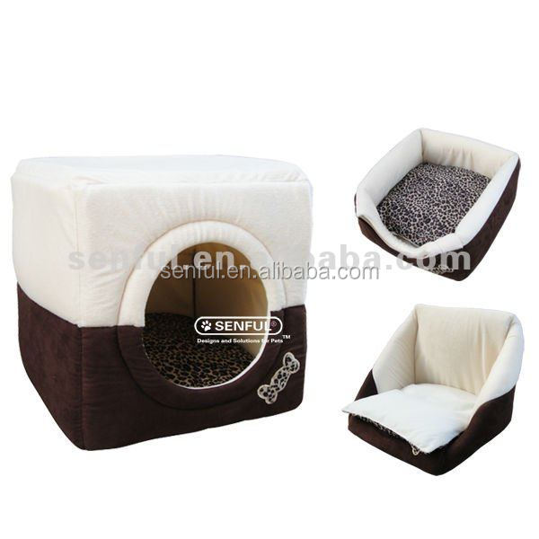 Cozy Cat House Dog Bed Pet bed Dog house