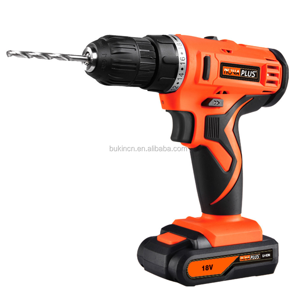 Hot sales power craft cordless drill 18V replacement battery