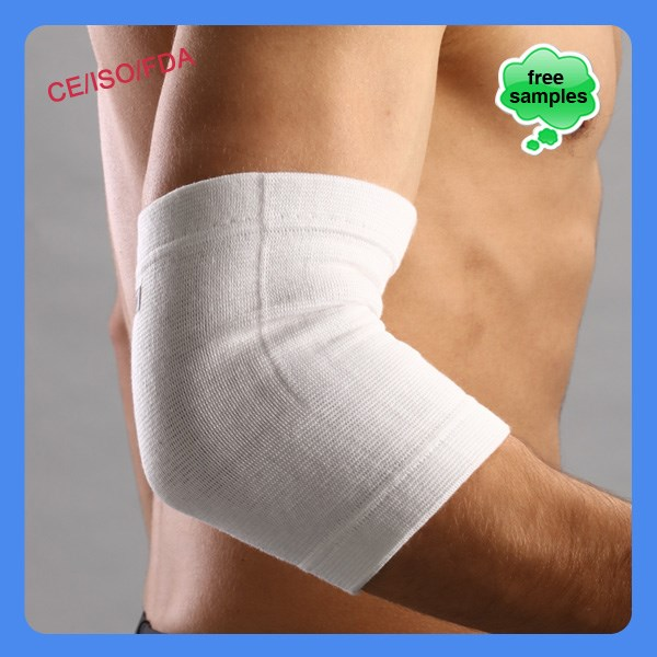 Sports Elastic Elbow Support Elbow Brace Padsm,knee taping
