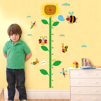 decorative cheap sunflower wall decal philippines - buy wall decal