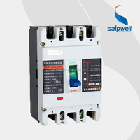 Saipwell High Quality Moulded Case Circuit Breaker/ MCCB With CE Certificated