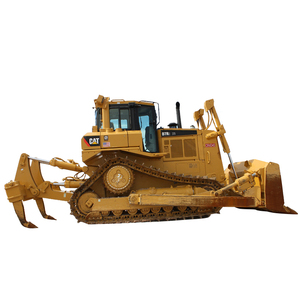 Used CAT D7R Crawler Bulldozer Caterpillar D7G D7H D7R Dozers