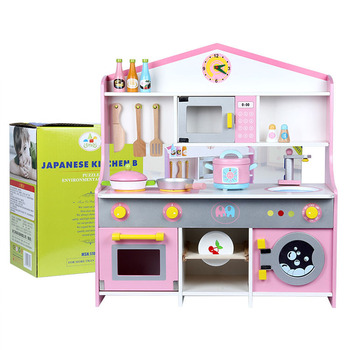 Pink Big Cooking Simulation Wooden Toys Magnetic Kitchen Meat Sets  Pretending Role Play - Buy Funny Kitchen Set,Wood Play Kitchen Set,Play  Wonder ...