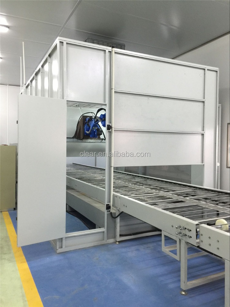 Robot Automatic Painting Line for Plastic/Metal Parts