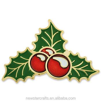 Christmas Holiday Mistletoe Decorating Magnetic Lapel Pins Buy