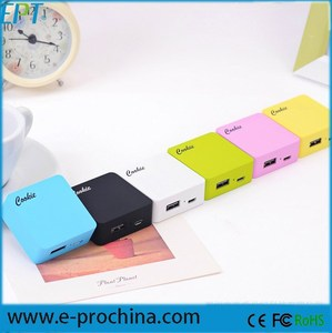 Mobile phone accessories factory in China online shop alibaba power bank