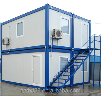 20 feet low cost container house prefabricated residential container buy container house - Container homes cost per square foot ...