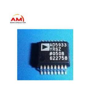 AD5933YRSZ 12-Bit Impedance Converter Automotive 16-Pin SSOP Tube