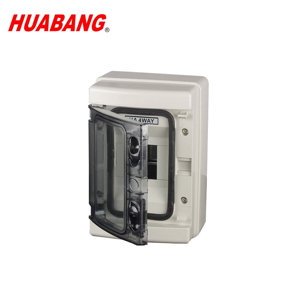 Çin tedarikçisi elektrik IP65 su geçirmez kutusu anahtarı kutusu Dağıtım kutusu