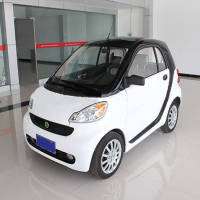 high speed smart 4 seater electric car