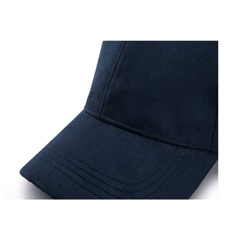 Promo custom  6-panel plain baseball cap hat