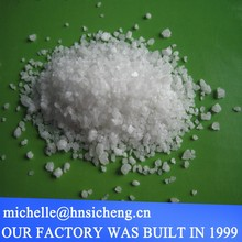white fused alumina/white aluminum oxide 1-2mm for refractory