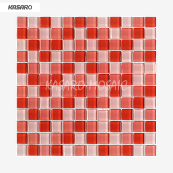 Superieur 20x20mm Red Glass Mosaic Kitchen Backsplash Tile,12x12 Red Decorated Glass  Mosaic Tile,Red Mosaic Wall Tiles   Buy Red Glass Mosaic,Red Backsplash ...