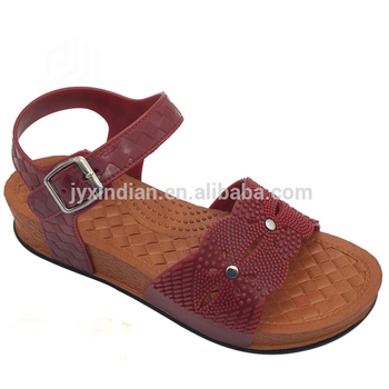 6b31c5093847c4 Hot New Brand Women Color Summer Ladies Fancy Sandal Design - Buy ...