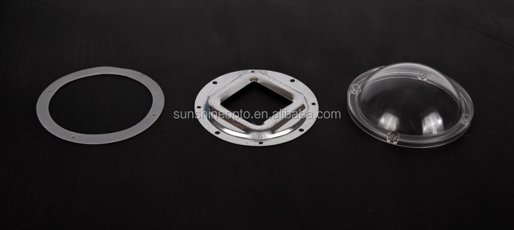 118MM Diameter Plastic Light Cover