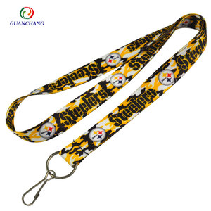 Custom Strong Photo Corporate Lanyards