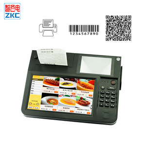 4G pos all in one terminal with WIFI and RFID reader and printer Contactless Payment Terminal PC800