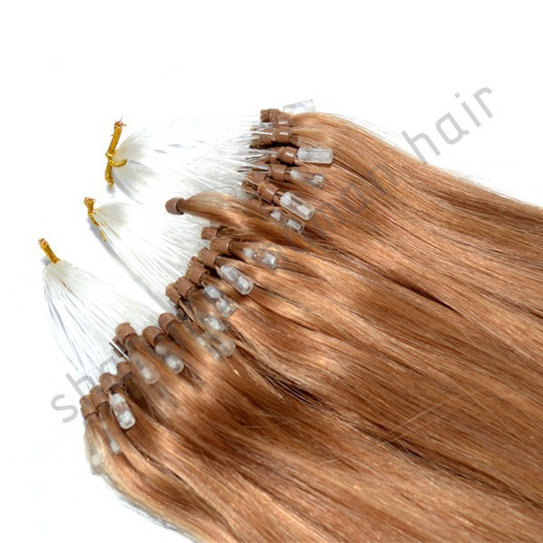 Virgin Micro Ring Loop Hair Extensions Virgin Micro Ring Loop Hair