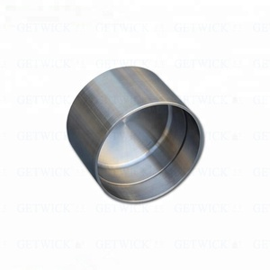 High quality W1 pure tungsten crucible for smelting