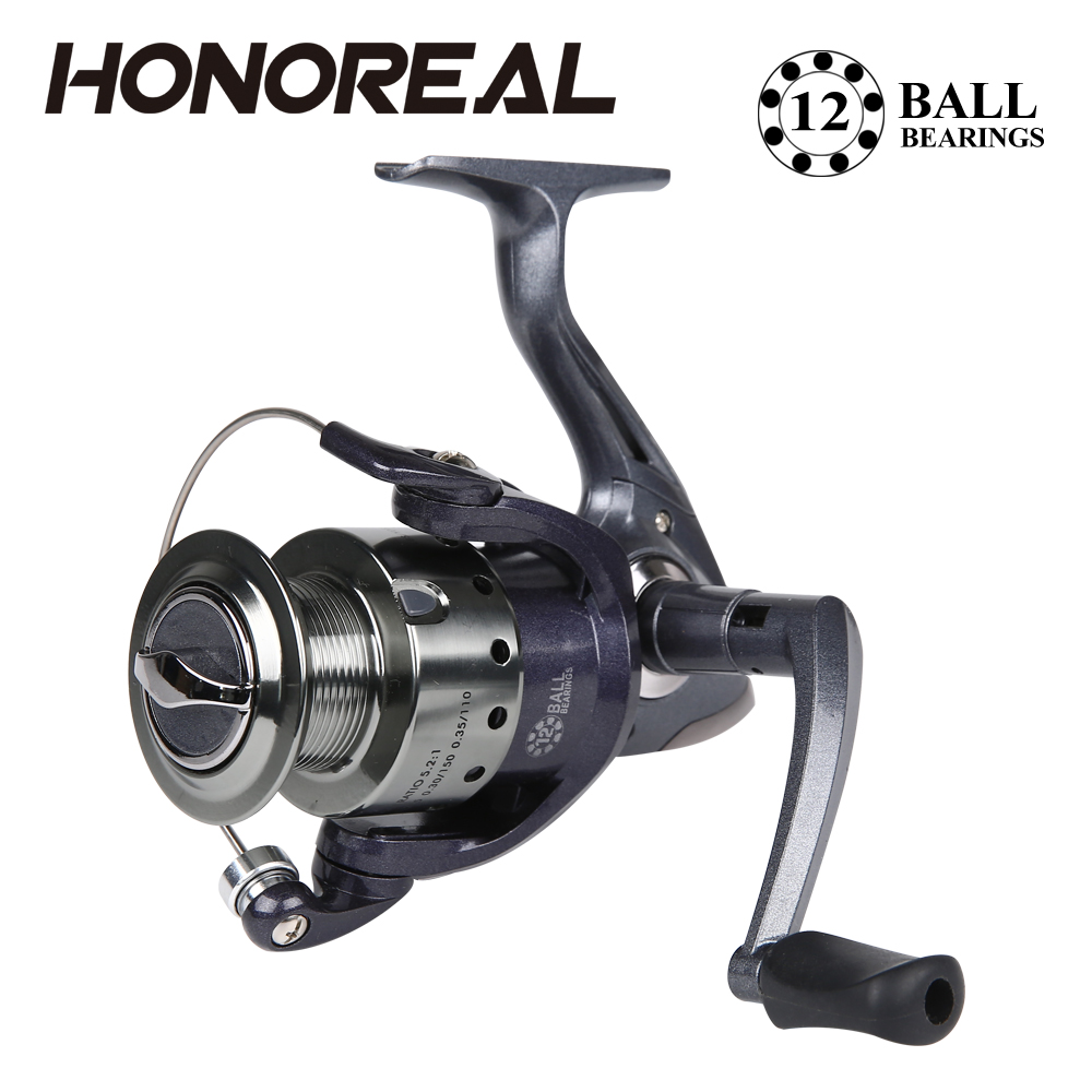 Freshwater nylon handle parts spinning great low price fishing reel, Various color for selection