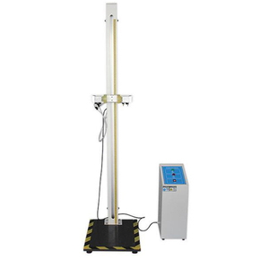 Single Arm Drop Test Machine / Free Fall Drop Tester