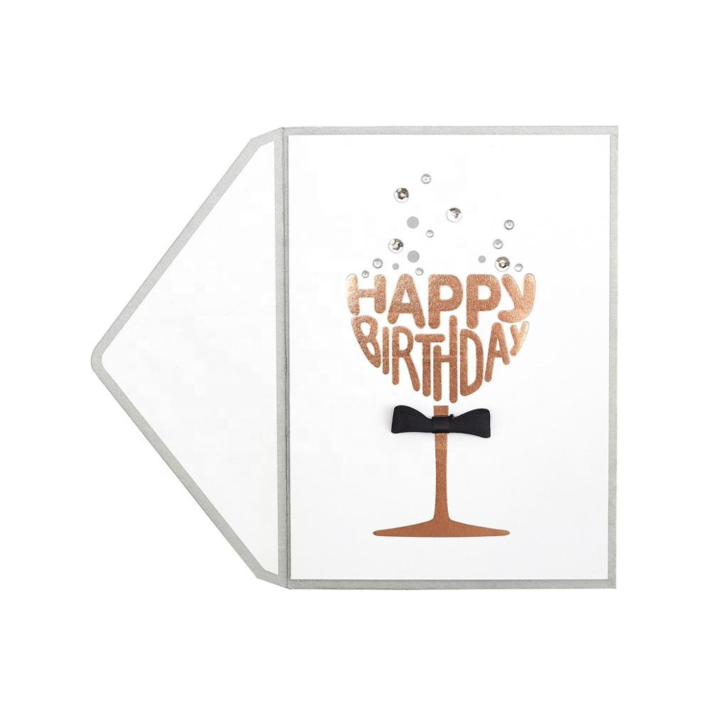 s celebrate foiled card - 1000×1000