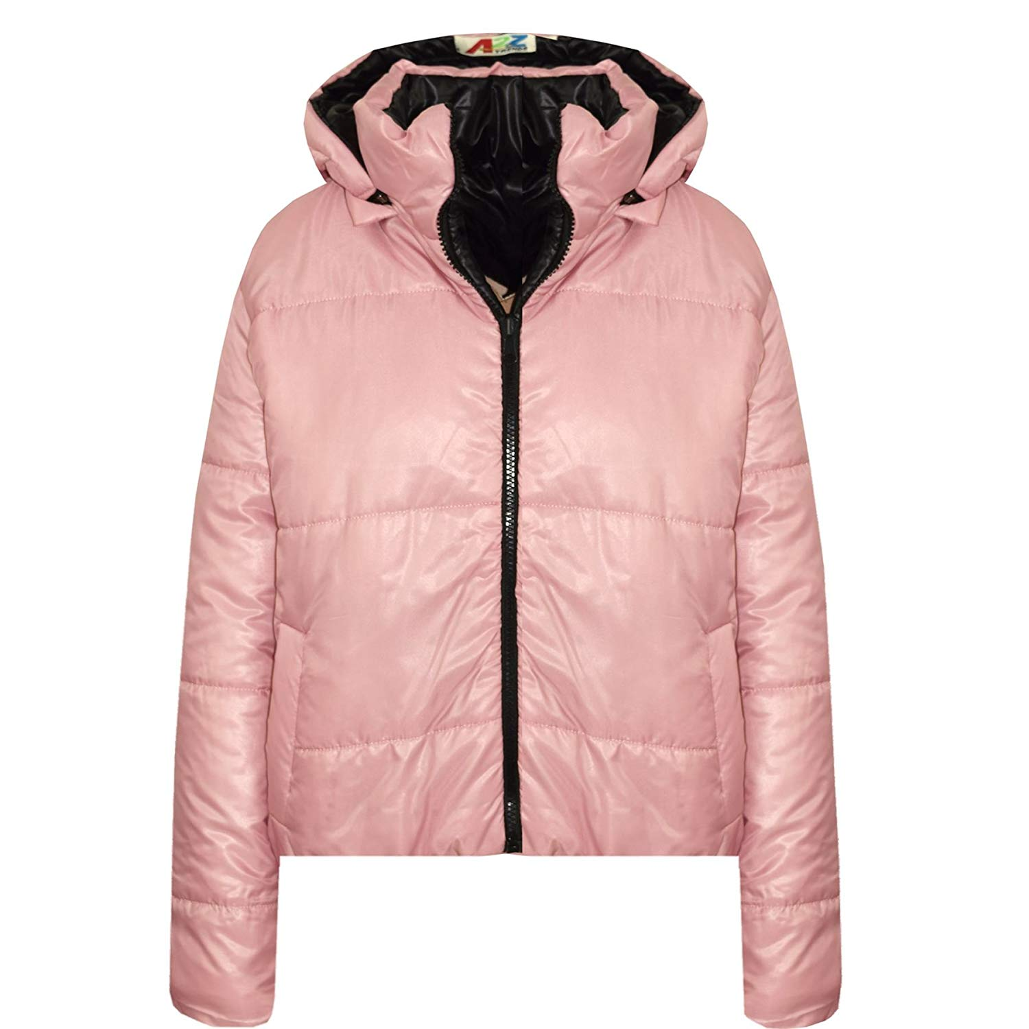 066f2542d Cheap Girls Pink Padded Coat