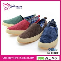 2015 Good Quality Korean Style New Fashion Breathable Canvas Rivet Casual Slip-on Shoes Sneakers