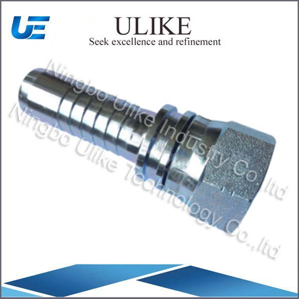 JIC Female Thread 74 Cone Hydraulic Hose Fitting 26711