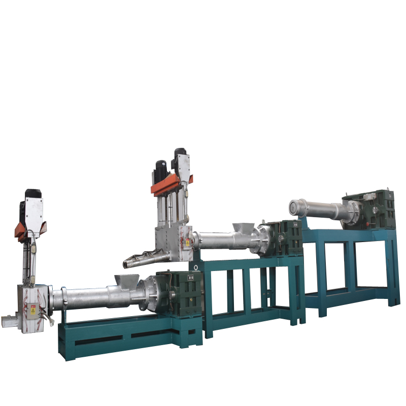 ZL200-260 High quality recycled plastic granules making machine price