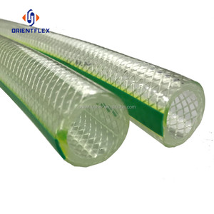 Best price of flexibility explosion resistant multi-purpose poly braided tubing factory wholesale
