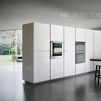 new modern style handless 2 pac painted customized kitchen design godrej almirah designs with price