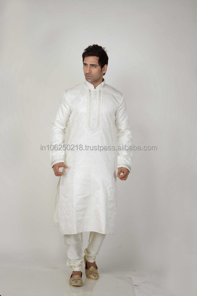 New Traditional Party Wear Mens Long Kurtas R3411