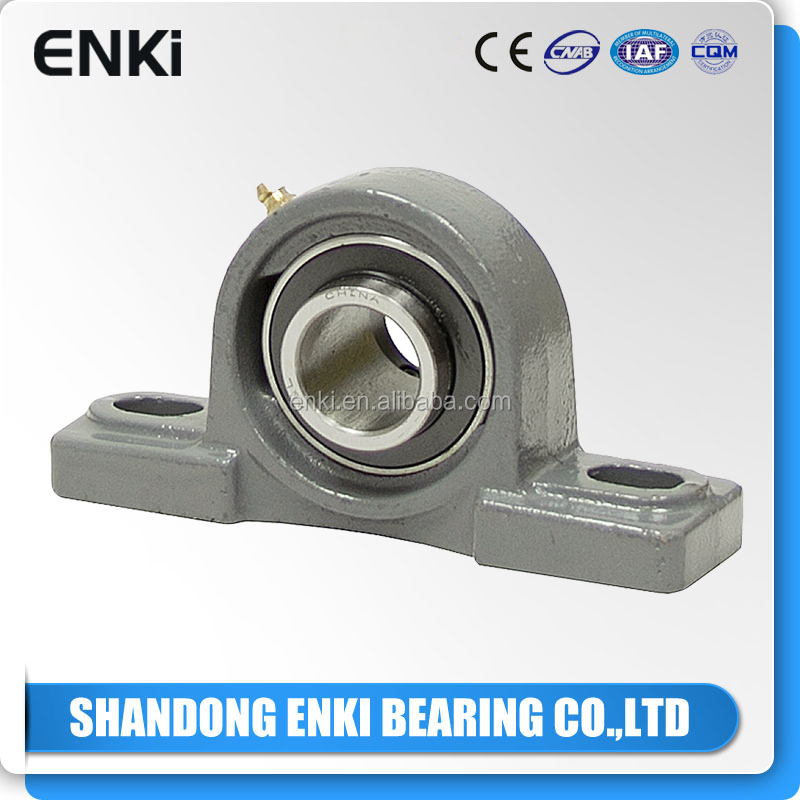 Factory directly selling insert bearing with housing type pillow block bearing p200