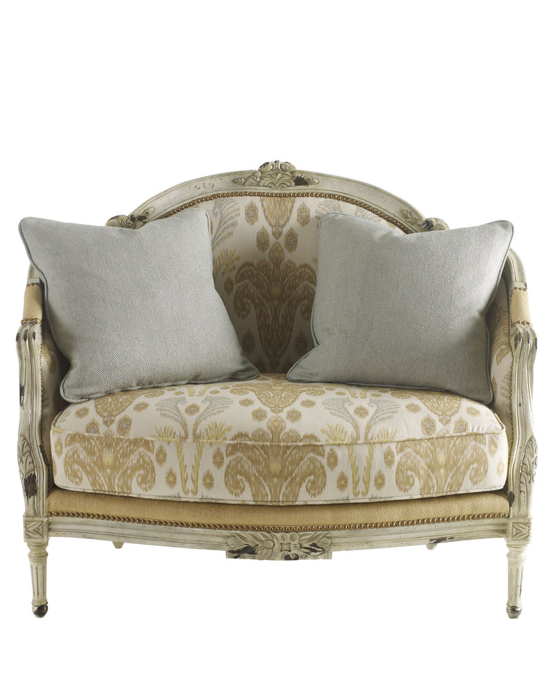 Vintage Armchair Cheap Antique Furniture Flora Furniture Manufacturer
