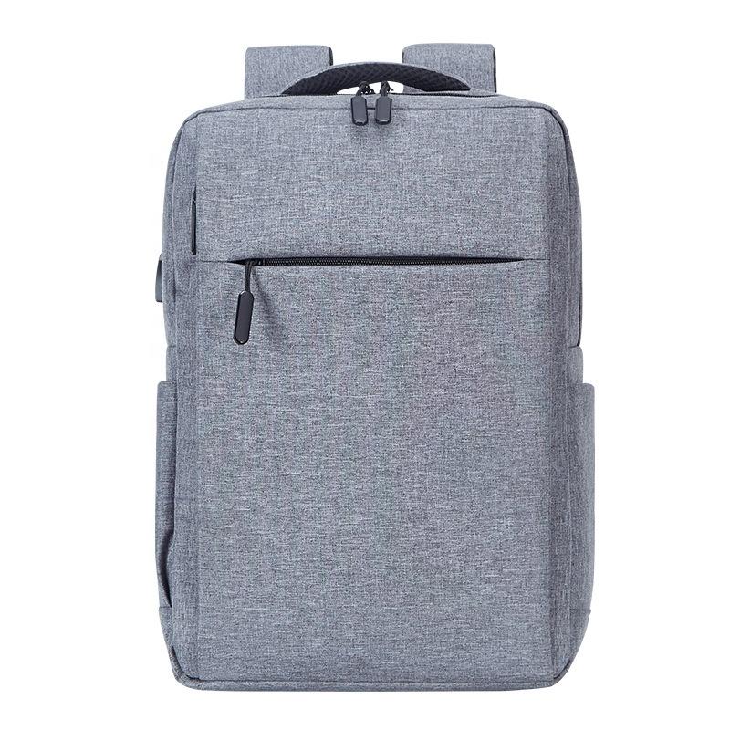 Multifunction USB Charging anti-theft backpack nylon Backpack Bag for business traveling bag