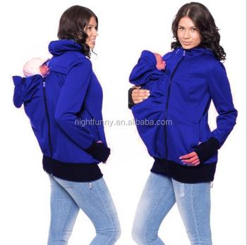 Product Jacke Buy Mantel on Hoodie Jacke Trage Baby Jacke Baby Trage Jacke Mantel Fleece Babytrage Navy Hoodie Babytrage mnwv80ON